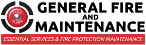 General Fire and Maintenance Logo